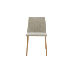 00k4e set of 2 chairs base in natural ash Ligne Roset TV