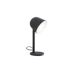 00wt4 table lamp white lacquer Ligne Roset Campanule