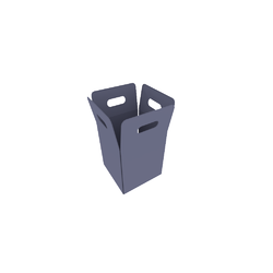 00rjc pot cover mini square Ligne Roset POT COVER: GIARDINETTO