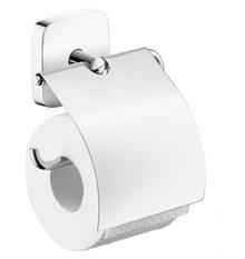 Toilet roll holder - Collectie PuraVida van Hansgrohe | Tilelook