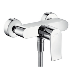 Single lever shower mixer Hansgrohe Metris