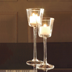 Iris candle holder Adriani & Rossi Volume 7