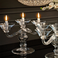 Vienna candle holder  Adriani & Rossi Volume 7