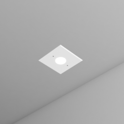 Air light Glass ceiling light Adriani & Rossi Volume 7