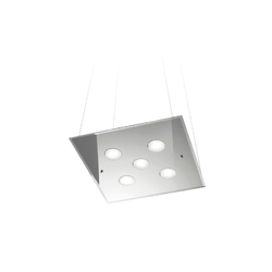 Air Light hanging lamp Adriani & Rossi Volume 7