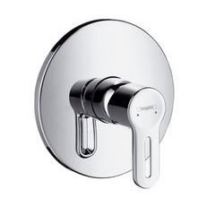 Single lever bath mixer Hansgrohe Metropol S