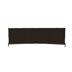 AMBER MADIA 224X53 H73 PELTRO/ROVERE AFF  Natuzzi Night & Day Furniture