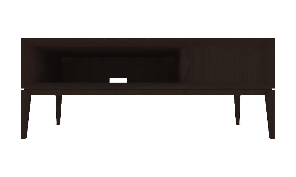 LEGGERO MODULO TV 175X50 H70 ROV.AF./TRA - Collection Night & Day Furniture de Natuzzi | Tilelook