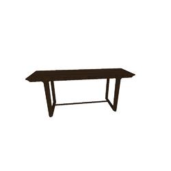 KENDO CONSOLLE 150X45 H62 NOCE/PELTRO  Natuzzi Night & Day Furniture