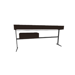 IDO CONSOLLE 162X36 H78 ROV.AFFUM/PELTRO  Natuzzi Night & Day Furniture