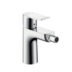 Single lever bidet mixer Hansgrohe Metris