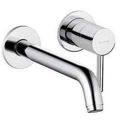 KLUDI BOZZ concealed two hole wall mounted basin mixer Kludi Kludi Bozz