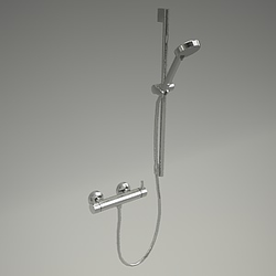 shower set Kludi Kludi Provita