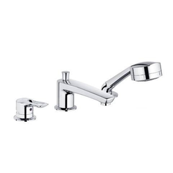 Bath and shower faucet, single lever, 3-hole mounting Kludi Kludi MX
