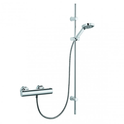 KLUDIA-QA v shower duo thermostatic shower mixer DN 15  Kludi Kludi A-Qa
