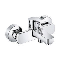 KLUDI LOGO NEO single lever bath- and shower mixer DN 15 Kludi Kludi Logo Neo
