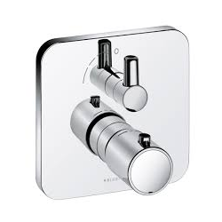 KLUDI E2 concealed thermostatic shower mixer Kludi Kludi E2