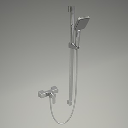 shower set Kludi Kludi Q-Beo