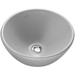 Loop & Friends Surface-mounted washbasin Villeroy & Boch Loop & Friends