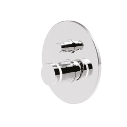 Shower built-in single-lever mixer with diverter Giulini Rubinetteria My Ring