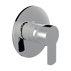 Shower built-in single-lever mixer. Giulini Rubinetteria Surf