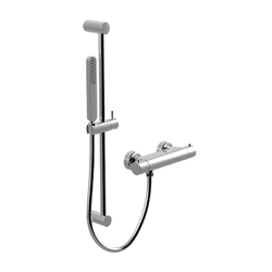 External thermostatic shower mixer  Giulini Rubinetteria Surf