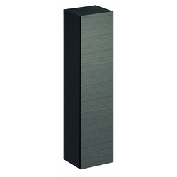 VERTICAL CABINET 170 - TEXTURED GREY OAK Pozzi-Ginori Tower