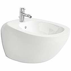 WALL HUNG BIDET EASY.02  Pozzi-Ginori Easy.02