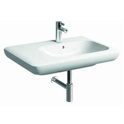 ASYMMETRICAL WASHBASIN 70 LEFT   Pozzi-Ginori Fast