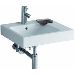 ASYMMETRICAL WASHBASIN 50 RIGHT  Pozzi-Ginori Metrica