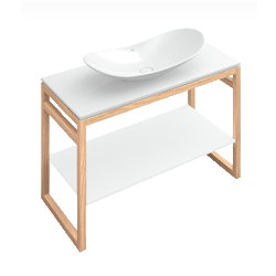 My Nature Vanity unit for washbasin Villeroy & Boch My Nature