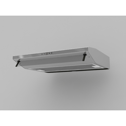 CAMPANA AS CER-60 V-3 DISPLAY INOX  Pisende Haceb