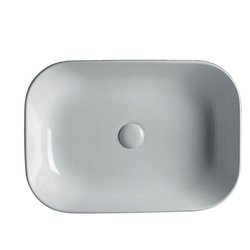 Easy washbasin rectangular cm60  Ceramica GSG Easy