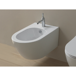 Bidet Like wall-hung one hole Ceramica GSG Like