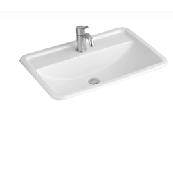 Washbasin installation Villeroy & Boch Loop & Friends