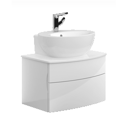 Vanity unit for washbasin Villeroy & Boch Aveo new generation