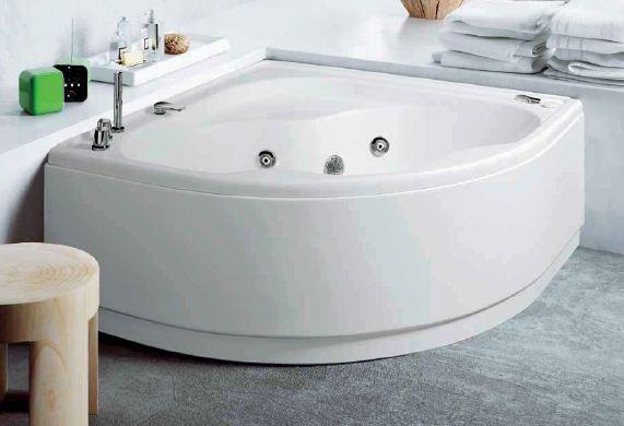 Vasca Da Bagno Glass Lis : Vasca da bagno ad isola da incasso in composito beyond