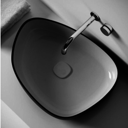 Metamorfosi Shapeless countertop washbasin MET42550 Olympia Metamorfosi