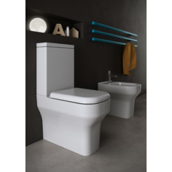 Synthesis Close coupled toilet  SYN130301 Olympia Synthesis
