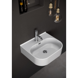 Synthesis Ceramic washbasin  SYN4350101 Olympia Synthesis