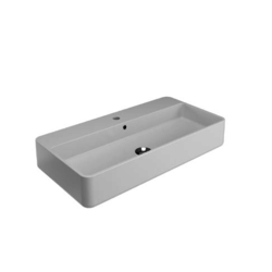 Tratto Wall hung washbasin TRA4180101 Olympia Tratto