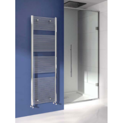 FIZZ CHROME TOWEL RADIATOR Senia Group Design Radiators