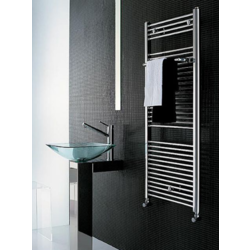 SMALL CHROME RADIATOR Senia Group Design Radiators