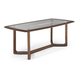 Natuzzi Amber Dining Table E020LNV Natuzzi Night & Day Furniture