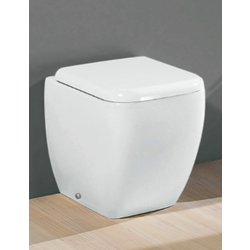 BACK TO WALL WATER CLOSET Rak Ceramics Metropolitan