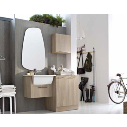 Bolle Arredo Bagno.49 Washbasin Cabinet Collection Bolle By Arbi Arredobagno