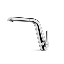 Single lever sink mixer Newform X-touch