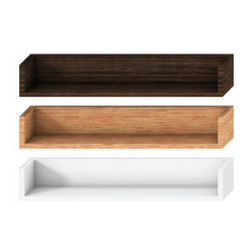 LARGE SHELF 64 X 10 X 10 Jika Cubito