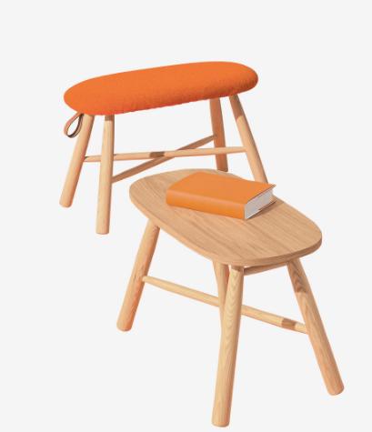D8240 TAG STOOL LARGE - Kolekcja  Chair  Discipline | Tilelook