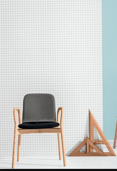 P8210 AXIS - Collection Chair by Discipline | Tilelook